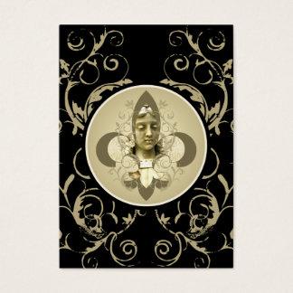 Fleur Angel Statue cards
