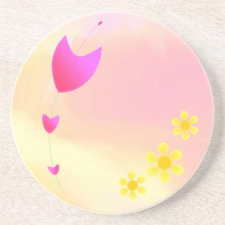 Fleur Beverage Coaster