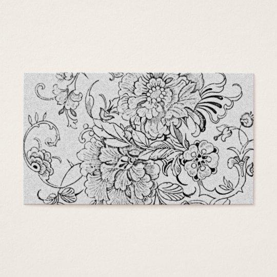 Fleur Business Card