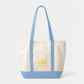 Fleur Canvas Bags
