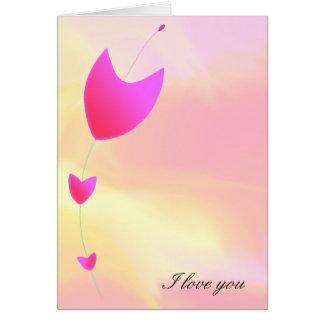 Fleur Card