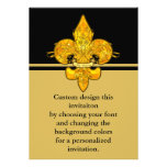 Fleur de Guardian Personalized Invite