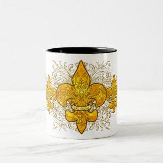 Fleur de Guardian Two-Tone Mug