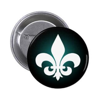 Fleur-de-lis2 Pinback Buttons
