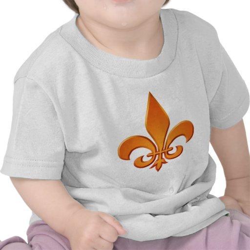 Fleur-de-lis4 T Shirts