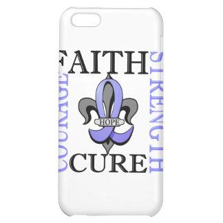 Fleur De Lis 3 Thyroid Disease iPhone 5C Cases