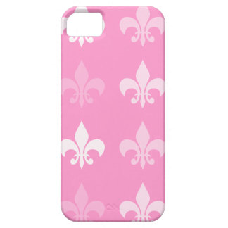 Fleur de lis barely there iPhone 5 case