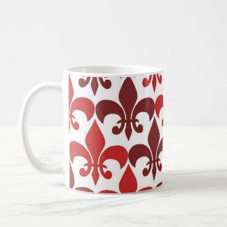 Fleur De Lis Coffee Mug