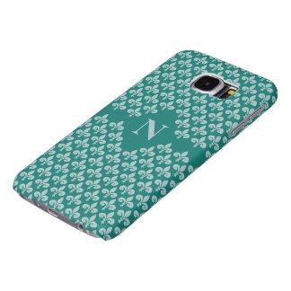 Fleur-De-Lis Custom Monogram phone cases
