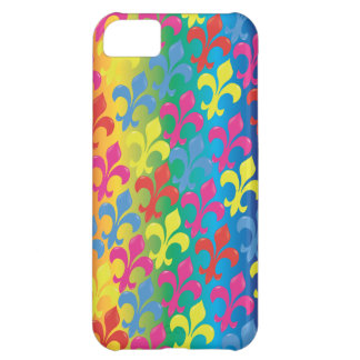 Fleur De Lis in Full iPhone 5C Case