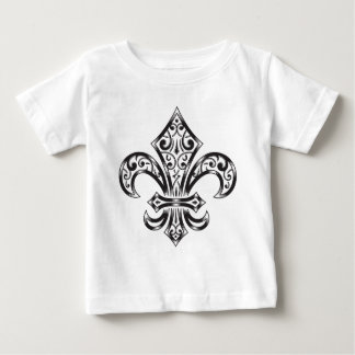 Fleur de Lis Infant Baby Child Toddler T-Shirt