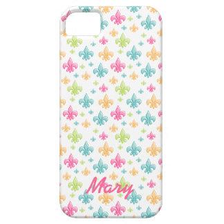 Fleur De Lis iPhone 5 Case