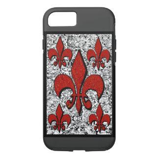 Fleur-De-Lis, iphone-5 iPhone 7 Case