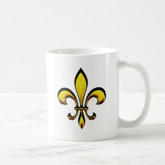 Fleur De Lis Mugs