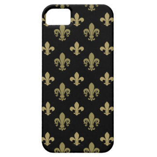 Fleur de lis pattern case for the iPhone 5