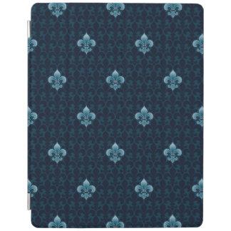 Fleur De Lis Pattern iPad Cover