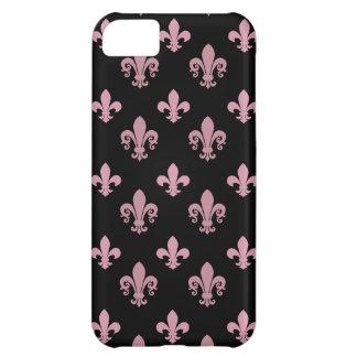 Fleur de lis pattern iPhone 5C case