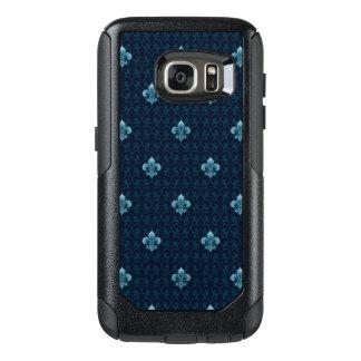 Fleur De Lis Pattern OtterBox Samsung Galaxy S7 Case