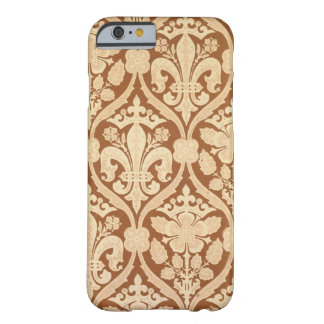 'Fleur-de-Lis', reproduction wallpaper designed by Barely There iPhone 6 Case