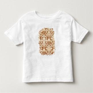 'Fleur-de-Lis', reproduction wallpaper designed by Toddler T-Shirt