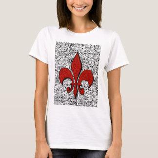 fleur de lis T-Shirt
