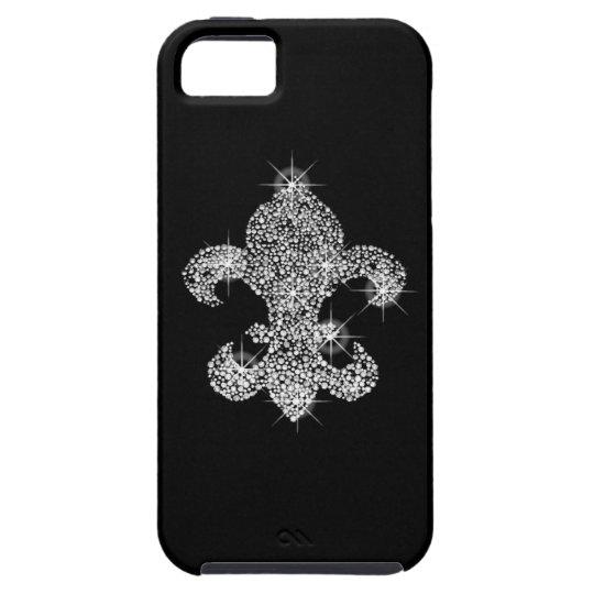 Fleur De Lis Tough iPhone 5 Case