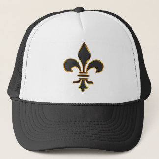 Fleur-de-lis Trucker Hat