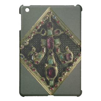 Fleur-de-lys clasp traditionally said to have belo iPad mini cover