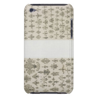 Fleur de Lys designs from every age and from all a Barely There iPod Cover