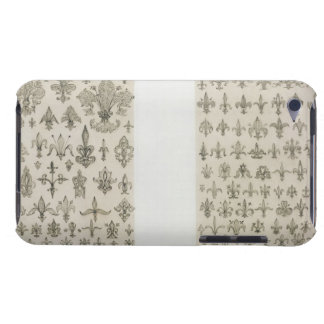 Fleur de Lys designs from every age and from all a Barely There iPod Covers