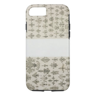Fleur de Lys designs from every age and from all a iPhone 8/7 Case