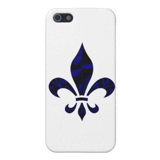 Fleur De Lys iphone 3 Case Case For The iPhone 5