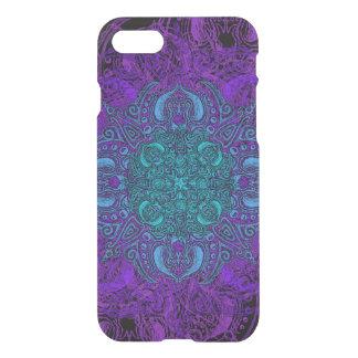 Fleur de Swirl - Choose Your Color! iPhone 8/7 Case