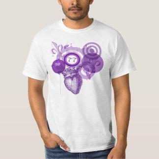 Fleur Heart Graphic T-Shirt