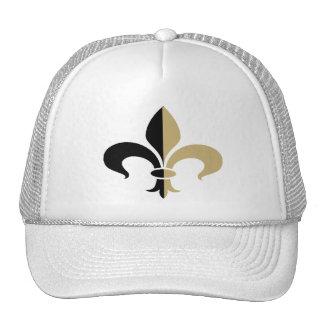 FLEUR POWER TRUCKER HATS