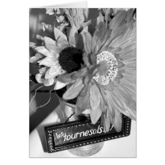 Fleur Sans Colour card