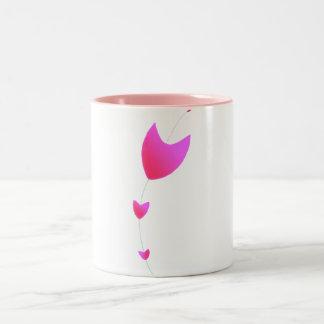 Fleur Two-Tone Mug