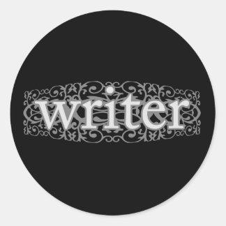 Fleur Writer Stickers