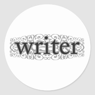 Fleur Writer Writing Stickers