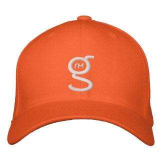 Flex Fit Cap w I m G Logo Embroidered Baseball Caps