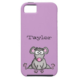 Flexible Mouse iPhone 5 Cover