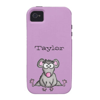 Flexible Mouse Case-Mate iPhone 4 Covers