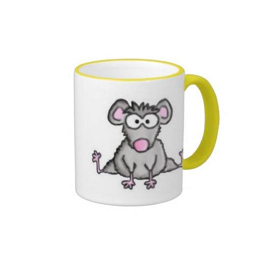 Flexible Mouse Mugs