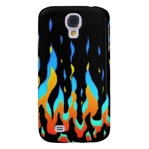 Flickering Ardor Samsung Galaxy S4 Cover