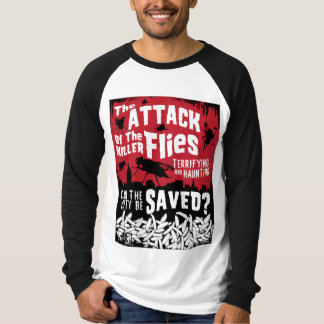 Flies Attack! T-Shirt