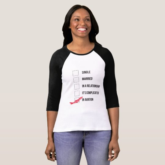 Flight Attendant Cabin Crew T-Shirt