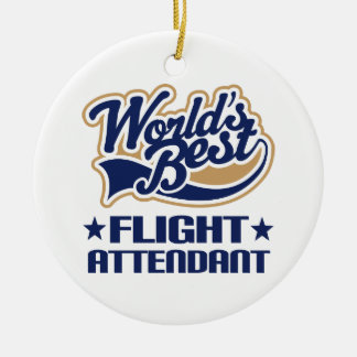 Flight Attendant Gift Ornament