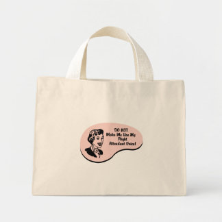 Flight Attendant Voice Tote Bags