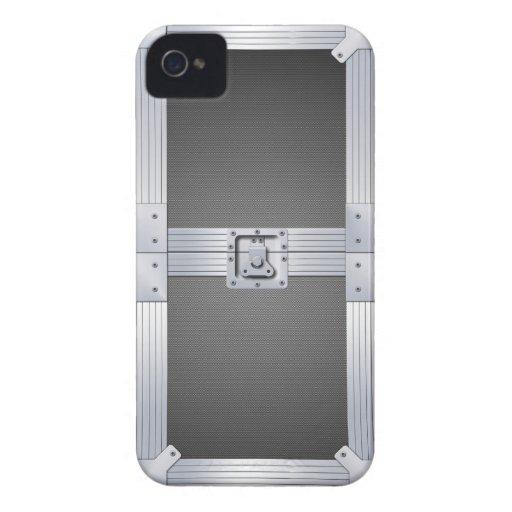 Flight Case Music iPhone 4 Cases