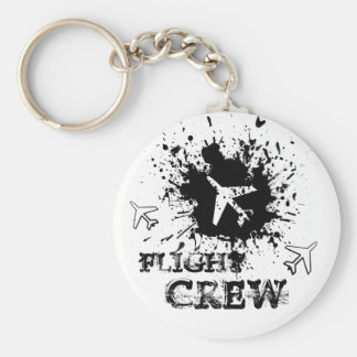 Flight Crew Key Ring